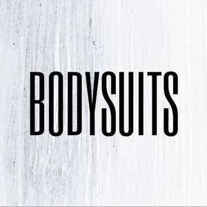 Tops - Bodysuits